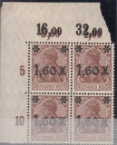 Deutsches Reich Mi.-Nr. 154 Ia/III ** Fotobefund