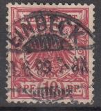 Deutsches Reich Mi.-Nr. 47 d z oo