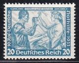 Deutsches Reich Mi.-Nr. 505 B *