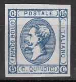 Italien Mi.-Nr. 15 I (*)