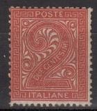 Italien Mi.-Nr. 24 *