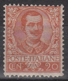 Italien Mi.-Nr. 78 *