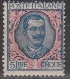 Italien Mi.-Nr. 84 **