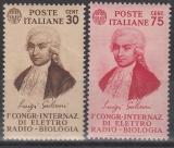 Italien Mi.-Nr. 492/93 **