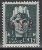 Italien - Militärpost B Mi.-Nr. 3 **