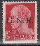 Italien - Militärpost B Mi.-Nr. 4 **