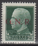 Italien - Militärpost B Mi.-Nr. 5 **