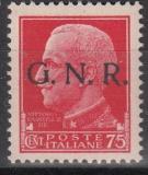 Italien - Militärpost B Mi.-Nr. 9 **