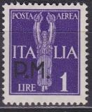 Italien - Militärpost B Mi.-Nr. 10 **
