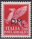 Italien - Militärpost B Mi.-Nr. 12 **