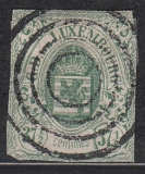 Luxemburg Mi.-Nr. 10 oo Mgl.