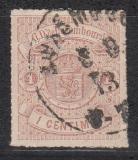 Luxemburg Mi.-Nr. 12 oo Mgl.