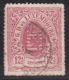 Luxemburg Mi.-Nr. 18 oo