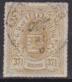 Luxemburg Mi.-Nr. 22 oo Befund