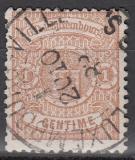 Luxemburg Mi.-Nr. 27 oo Mgl.