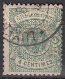 Luxemburg Mi.-Nr. 29 oo Mgl.