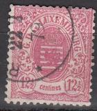 Luxemburg Mi.-Nr. 32 b oo Mgl.