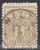 Luxemburg Mi.-Nr. 47 C oo