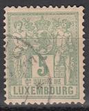 Luxemburg Mi.-Nr. 48 D oo