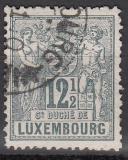 Luxemburg Mi.-Nr. 50 B oo