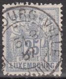 Luxemburg Mi.-Nr. 52 A oo