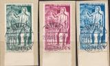 Baden Mi.-Nr. 50/52 oo gepr. BPP