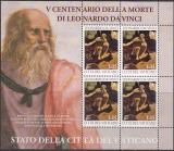 Vatikan Mi.-Nr. 1968 ** Kleinbogen