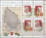 Vatikan Mi.-Nr. 1959/60 ** Kleinbogen