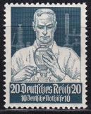 Deutsches Reich Mi.-Nr. 548/53 ** Viererblock