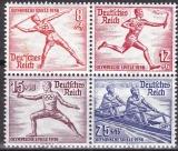Deutsches Reich Mi.-Nr. 628/31 **