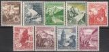 Deutsches Reich Mi.-Nr. 675/83 ** gepr. BPP