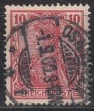 Deutsches Reich Mi.-Nr. 56 b oo gepr.
