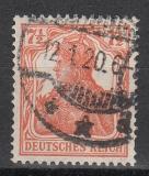 Deutsches Reich Mi.-Nr. 99 b oo gepr.