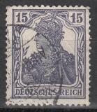 Deutsches Reich Mi.-Nr. 101 c oo Zf gepr.