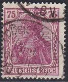 Deutsches Reich Mi.-Nr. 197 b oo gepr.