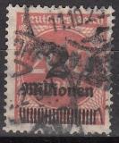 Deutsches Reich Mi.-Nr. 309 A Pb oo gepr.