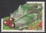 sp. Andorra Mi.-Nr. 483 **