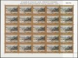 sp. Andorra Mi.-Nr. 486 ** kpl. Bogen