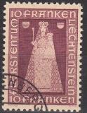 Liechtenstein-Mi.-Nr. 197 oo