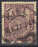 Deutsches Reich Dienst Mi.-Nr. 33 b oo gepr.
