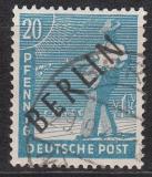 Berlin Mi.-Nr. 8 oo gepr. BPP