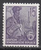 DDR Mi.-Nr. 454 X I ** gepr. BPP