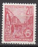 DDR Mi.-Nr. 455 X II ** gepr. BPP
