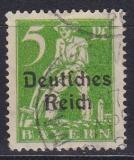 Deutsches Reich Mi.-Nr. 119 oo gepr.