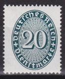 Deutsches Reich Dienst Mi.-Nr. 119 X **