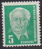 DDR Mi.-Nr. 322 za X I ** geprüft