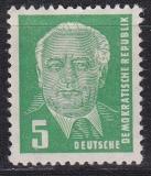 DDR Mi.-Nr. 322 zb X I ** geprüft