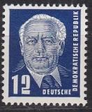 DDR Mi.-Nr. 323 va X II ** geprüft