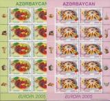 CEPT Aserbaidschan 2005 ** Kleinbogen