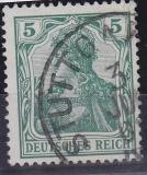 Deutsches Reich Mi.-Nr. 70 a oo gepr.
